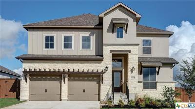 Schertz Single Family Home For Sale: 6545 Crockett Cove
