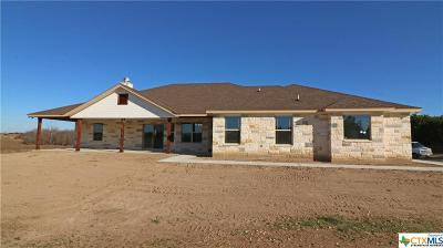 Copperas Cove  Single Family Home For Sale: 1276 Lutheran Church Road