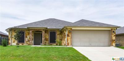 Killeen Single Family Home For Sale: 401 E Libra Drive