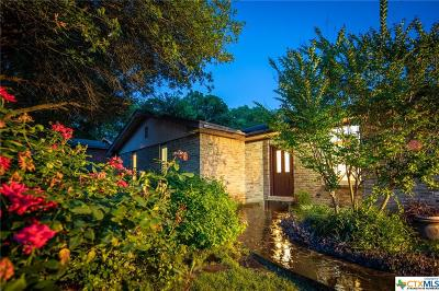 Comal County Single Family Home For Sale: 1220 River Acres Drive