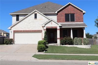 Killeen Single Family Home For Sale: 9000 Dunblane Drive