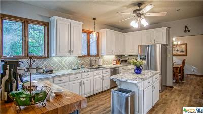 Comal County Single Family Home For Sale: 640 Bluffside Drive