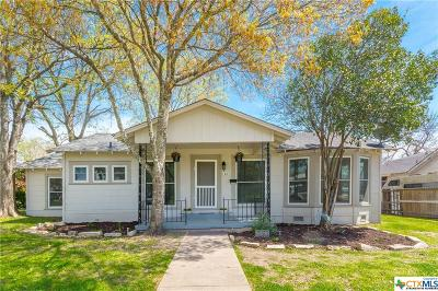 Temple Single Family Home For Sale: 1403 N 2nd Street