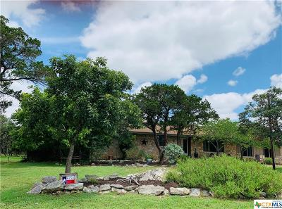 Comal County Single Family Home For Sale: 6208 Tanglewood Trail
