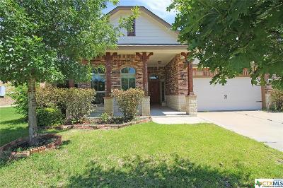 Killeen Single Family Home For Sale: 7010 Golden Oak Lane