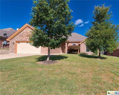 Harker Heights Single Family Home For Sale: 2519 Boxwood Drive