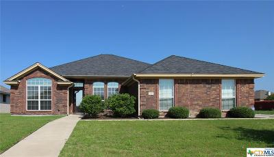 Harker Heights Single Family Home For Sale: 1915 Guinevere Lane