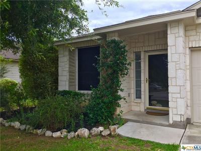 New Braunfels Single Family Home For Sale: 2238 Lakeline Drive