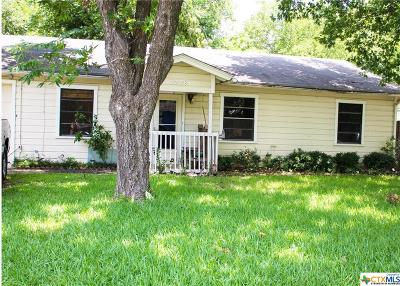 Temple, Belton Single Family Home For Sale: 1206 Woodall Street