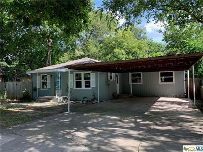 Seguin Single Family Home For Sale: 343 Taft Street