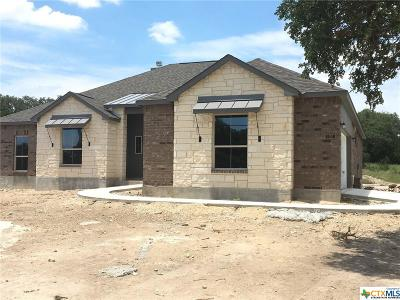 New Braunfels Single Family Home For Sale: 1120 Pinnacle Parkway