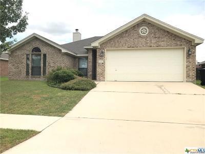 Killeen Single Family Home For Sale: 2509 Lavender Lane