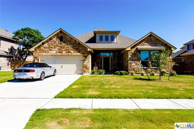 Killeen Single Family Home For Sale: 6302 Tanzanite Drive