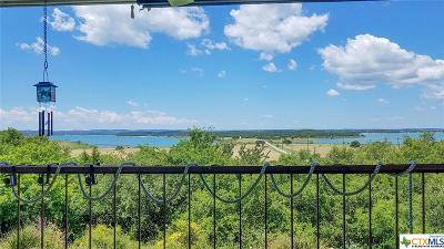 Canyon Lake Condo/Townhouse For Sale: 1226 Cougar #9