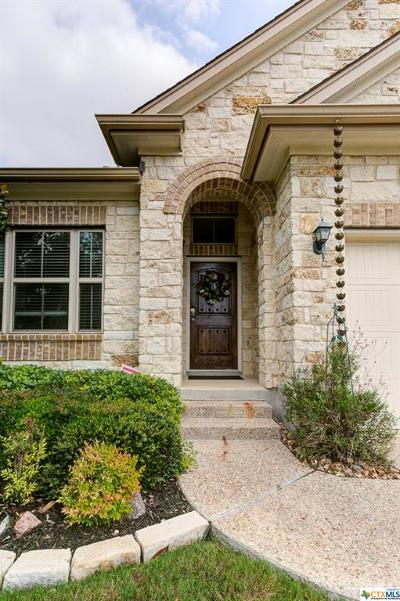 New Braunfels Single Family Home For Sale: 1164 Legacy Drive