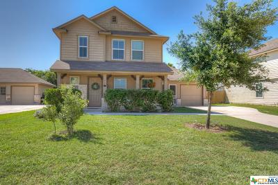 New Braunfels Single Family Home For Sale: 438 Wind Gust