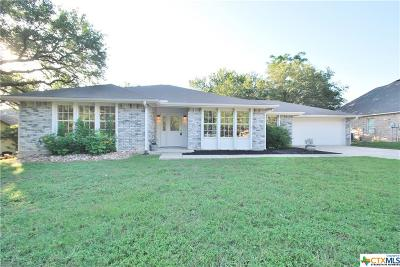 Belton Single Family Home For Sale: 8 W Aztec Lane