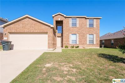 Killeen Single Family Home For Sale: 6112 Taree Loop