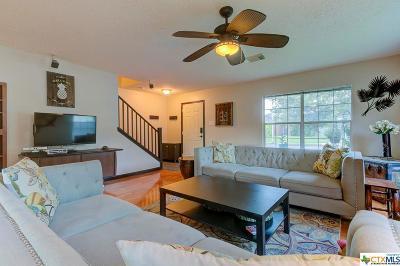 New Braunfels Single Family Home For Sale: 807 Pinehurst Drive