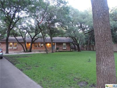 Temple Single Family Home For Sale: 3200 W Avenue R
