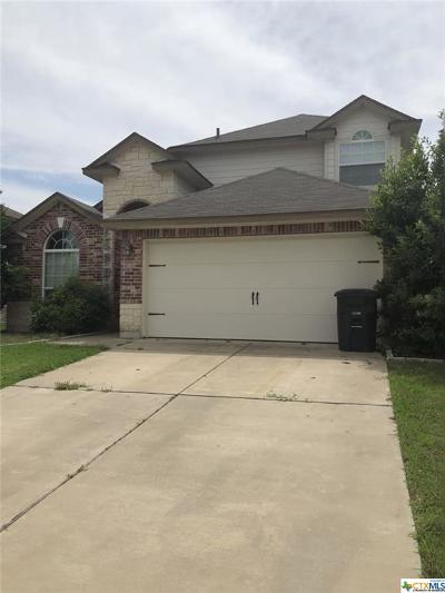 Killeen Single Family Home For Sale: 5003 Birmingham Circle