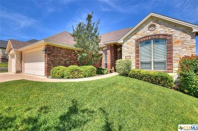 Harker Heights TX Single Family Home For Sale: $245,000
