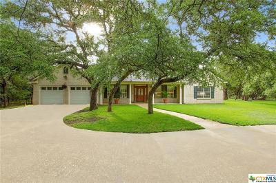 Belton Single Family Home For Sale: 4 Stirrup Drive