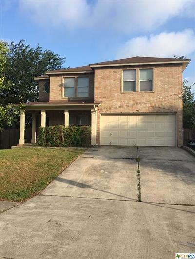 San Marcos Rental For Rent: 105 Cypress Court