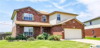 Killeen Single Family Home For Sale: 5005 Cotton Court