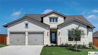 Schertz Single Family Home For Sale: 6517 Crockett Cove