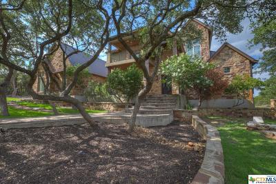 Single Family Home For Sale: 6008 Keller Ridge