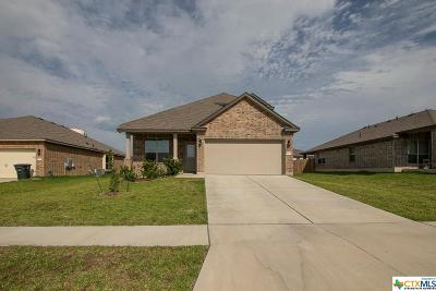 Killeen Single Family Home For Sale: 6305 Cool Creek Drive