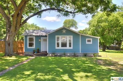 New Braunfels Single Family Home For Sale: 551 Booker Avenue
