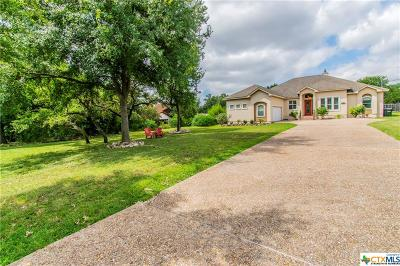 San Marcos Single Family Home For Sale: 819 Mountain Drive