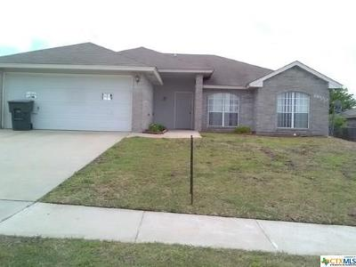 Bell County Single Family Home For Sale: 2600 Eastwood Drive