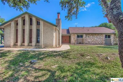 Comal County Single Family Home For Sale: 2083 John Charles Road