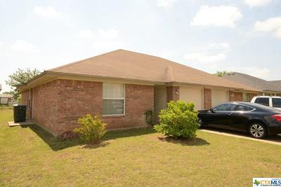 Killeen Multi Family Home For Sale: 3206 Toledo Drive