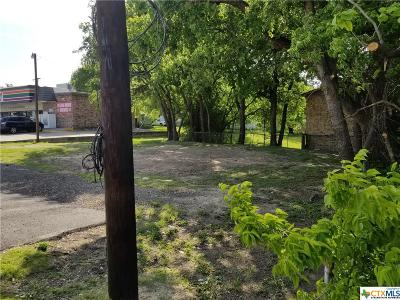 Copperas Cove Residential Lots & Land For Sale: 509 N 1st Street