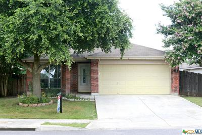 Comal County Single Family Home For Sale: 348 Starling Creek