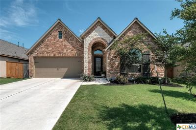 Coryell County, Falls County, McLennan County, Williamson County Single Family Home For Sale: 5925 Scenic Lake Drive