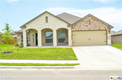 Killeen Single Family Home For Sale: 104 Christopher Drive