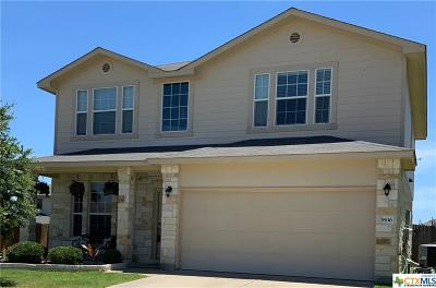 Killeen Single Family Home For Sale: 9616 Fratelli Court