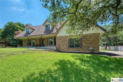 Comal County Single Family Home For Sale: 9310 Bluebell Drive