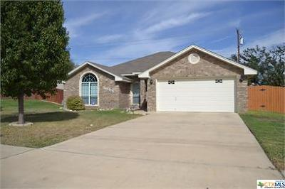 Killeen Single Family Home For Sale: 5506 Shawn Drive