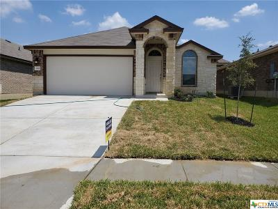 Killeen Single Family Home For Sale: 3316 Aubree Katherine Drive