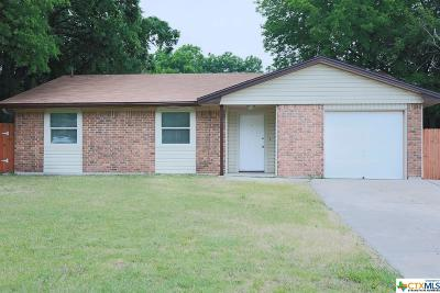 Harker Heights Single Family Home For Sale: 211 W Robin Lane