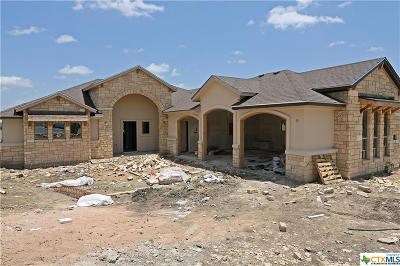 Salado Single Family Home For Sale: 1002 Vista View Court