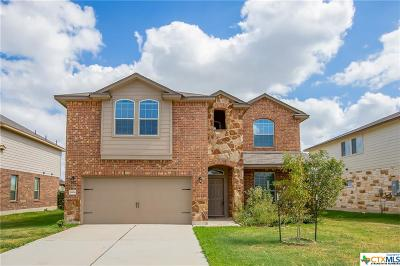 Killeen Single Family Home For Sale: 6804 Mustang Creek Road
