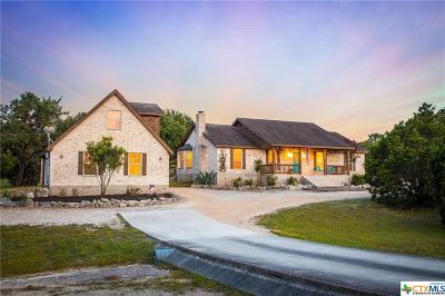 New Braunfels Single Family Home For Sale: 2950 Rolling Oaks Drive