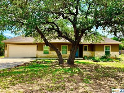 Canyon Lake Single Family Home For Sale: 1371 Rocky Ridge Loop